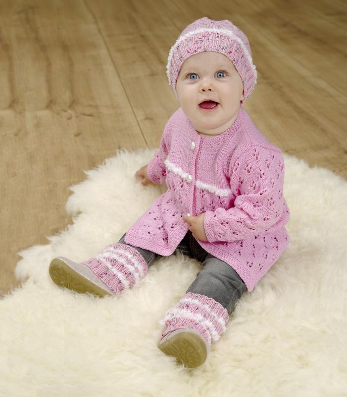 Stricken Für Babys Jakob Wolle