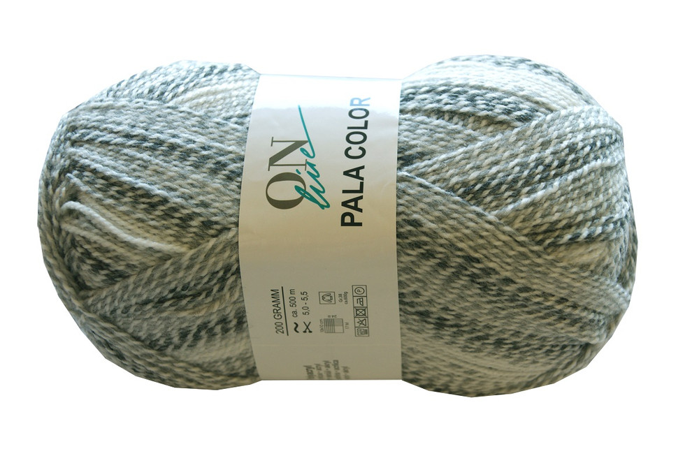 Pala Color 200 G Jakob Wolle