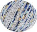 473.95 blau mit Lurex silber