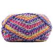 661.08 violet-pink-rouge-jaune-gris