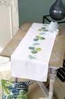 Tischläufer Blätter