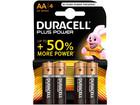 4 Batterien 1,5 V