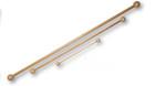 Bâton en bois, 23 cm