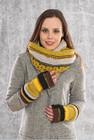 M-1801/39A Schal und Handschuhe