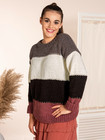 M-2101/07A Pull femme