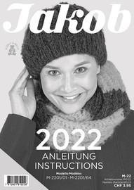 INSTRUCTION CATALOGUE 2022 - M-2201/01 - M-2201/64