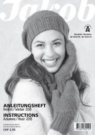 Anleitungsheft 2018 - Modelle M-1910/50 bis M-1910/75