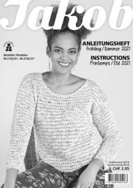 INSTRUCTION PRINTEMPS/ÉTÉ 2021 - M-2102/01 - M-2102/27